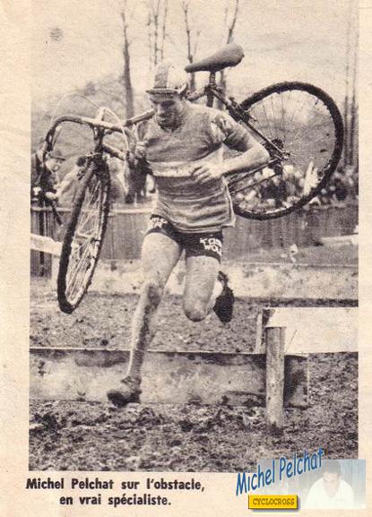 Michel pelchat for Miroir du ciclisme